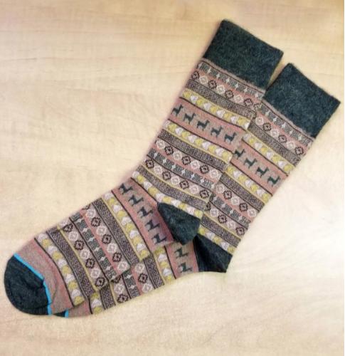PL Inca Collection Alpaca Socks