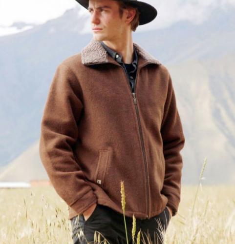 Brown Barn Coat - Men's Medium