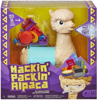 Hackin Packin Alpaca Game