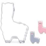 Alpaca Cookie Cutter