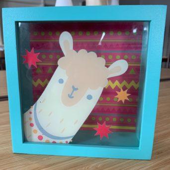 Alpaca Window Money Box (bank)