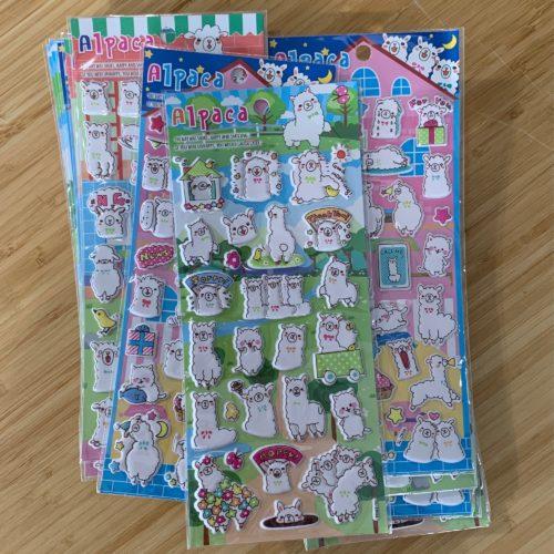 Alpaca Sticker Pack