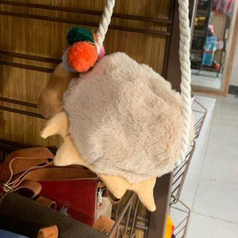 Children's Alpaca Purse