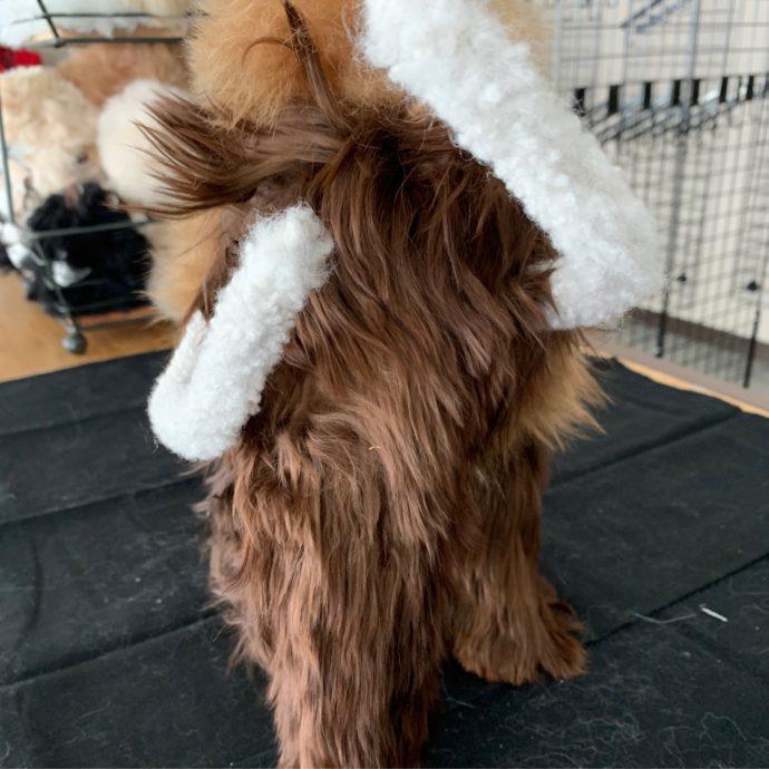 Plush Woolly Mammoth Large