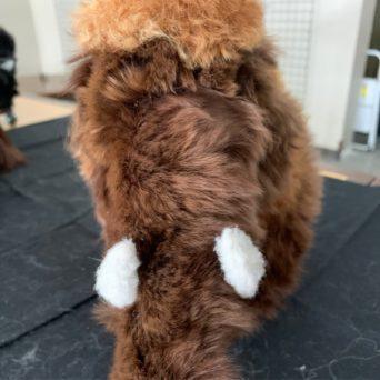 Plush Woolly Mammoth Small