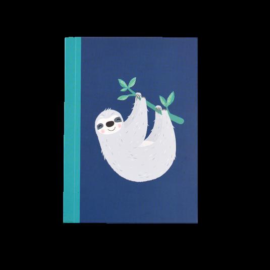 Sydney the Sloth Notebook
