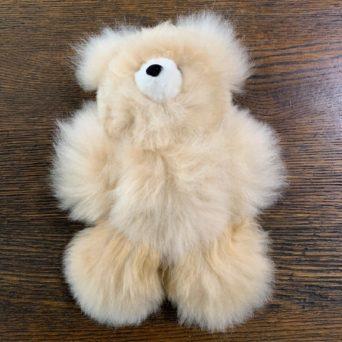 "12"" Alpaca Plush Teddy Bear"