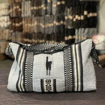Alpaca Travel Bag Grey