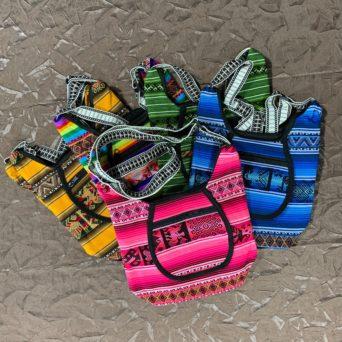 Aguayo Fabric Handbag/Purse
