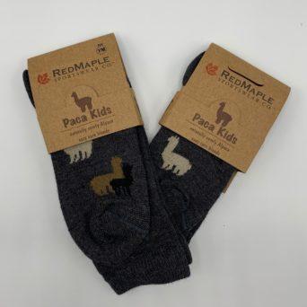 RM Paca Kids Alpaca Herd Socks
