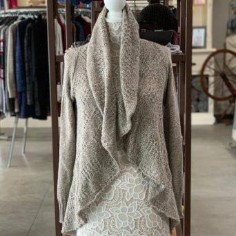 Cloe Alpaca Sweater in Beige