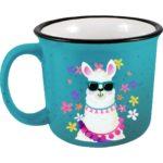 Ceramic Llama Mug