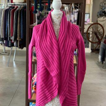 Pink Lima Alpaca Blend Sweater