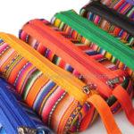 Multicolor Peruvian Pencil Case