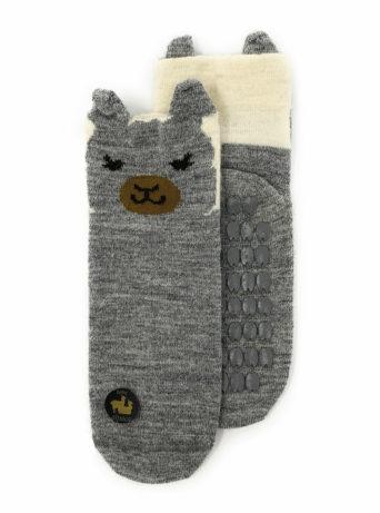 Warrior Alpaca Face Socks