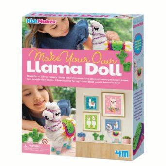 Make Your Own Llama Doll Kit