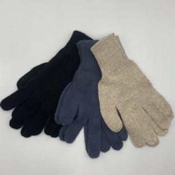 Large Alpaca Driving Gloves