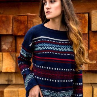 Country Meadow Alpaca Sweater