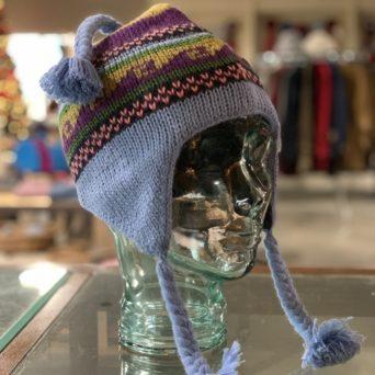 Pastel Chullo Hat