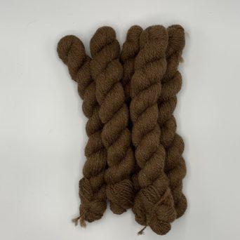 Brown Worsted Royal Alpaca Yarn